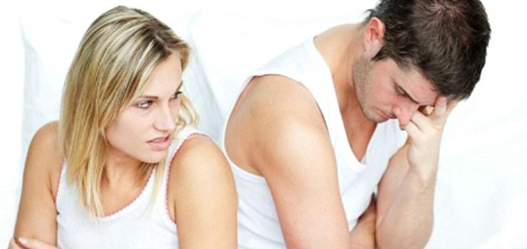После секса пропали выделения