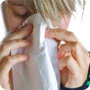 аллергия на сгибах